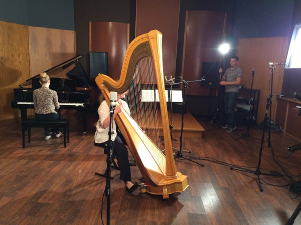 TV 40 Harp and Piano