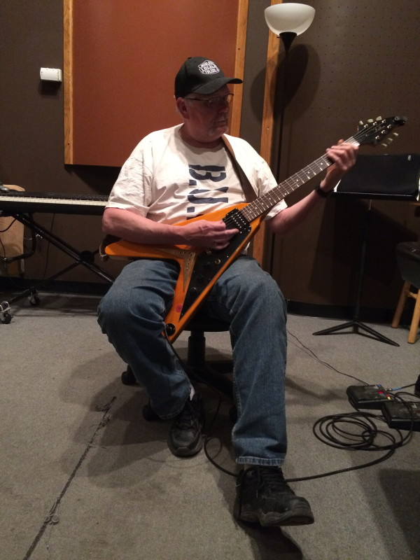 Ron Malkemus - Singer Songwriter - Flying V
