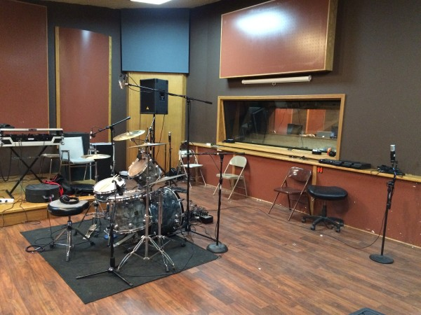 My drums sound GREAT in this room! So WILL Yours!