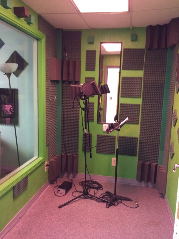 Vocal Booth B